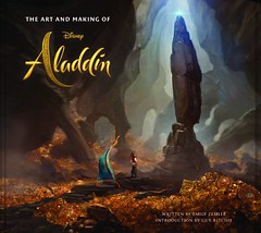 The Art and Making of Aladdin – Artbook (anglais) (Shady_77) Tags: artbook aladdin disney theartof theartandmakingof
