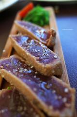 Tuna at La Botánica (Iker Merodio   Photography) Tags: tuna hegalabur food fish gastronomy gastronomical ricoh gr ii 2 el rompido cartaya huelva spain andalucia la botanica jatetxe restaurant