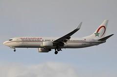 CN-RGE (LIAM J McMANUS - Manchester Airport Photostream) Tags: cnrge royalairmaroc marocair ram at boeing b737 b738 738 b73h 73h boeing737 boeing737800 egcc manchester man