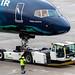 Frankfurt Airport: Icelandair (Aurora Borealis Livery) Boeing 757-256 B752 TF-FIU