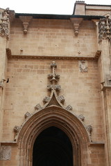 Puerta (fernand0) Tags: oviedo catedral iglesia church cathedral spain piedra stone