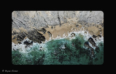 Los Cabos (San Juan Del Cabo) (bryanasmar) Tags: rocky cliffs dji mavic pro los cabos san juan del cabo cabosanlucas rocks ngc ngg ngw drone sky above amazing awesome art photo ocean blue green sands