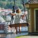 Swinging Above Old Bergen