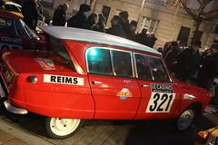 Citroën Ami 6 (CHRISTOPHE CHAMPAGNE) Tags: 2019 reims champagne marne 51 monte carlo historique rally fb389fl citroën ami 6 321 brethon christian pont emmanuel