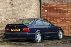 P424 LFL (Nivek.Old.Gold) Tags: 1996 bmw 318is coupe 1896cc
