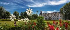 Schloss Neuhaus (bflbo) Tags: architektur schloss garten park palais