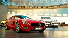 2015 AMG GT S (chumako@bellsouth.net) Tags: gaming ps4 playstation cars scapes gtsport mercedes mercedesamg amg