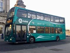 Linking the Air (Dublin Bus DT Class Fan.) Tags: wright gemini 1 volvo b9tl vg vg41 09d2133 summerhill garage 747