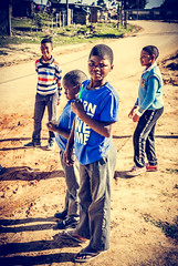 Born To Be Awesome (Kevin Rheese) Tags: africa southafrica knysna people streetphotography kids attitude group boys whitetownship westerncape za