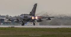 RAF Tornado GR.4 ZG752 Takeoff (Mark_Aviation) Tags: raf tornado gr4 zg752 takeoff gr4t camo jet special camoflauge original paint scheme 31sqn 31 squadron 9sqn 9 military aircraft airplane retirement retire marham loud afterburner fast painted 2019