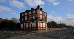 dick jennings (SociétéRoyale) Tags: liverpool pub toxteth old ruined derelict landscape demolish north merseyside england ruin urban city street uk britain explore grim west abandoned public house dick jennings victorian