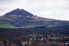 Dorf und Berg Hohenstaufen (to.wi) Tags: towi göppingen kreis