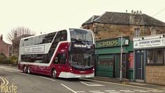 Lothian City (Haste Ye Back) Tags: sj19ovx lothianbuses lothiancity alexanderdennis e400xlb volvob8 lothian1064