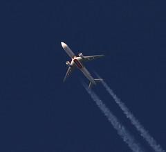 Emirates / Boeing 777-31H(ER) / A6-ECU (vic_206) Tags: emirates boeing77731her a6ecu bcn lebl