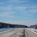 Highway 133 in Winter - Minnesota