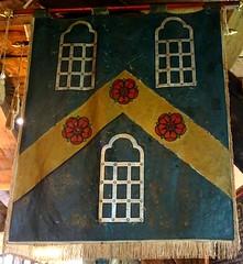 [73615] York : Merchant Adventurers' Hall - Pewterers (Budby) Tags: york northyorkshire hall guild gild