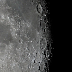 Petavius and Rimae (Alex)  (2/3) (Club Astro PSA) Tags: astro astronomy astronomie astrophoto astrophotography moon lune sky ciel night nuit cratere telescope telescop lens photo copernicus resolution topaz sharpen stabilize detail detailed zoom stacking video film wavelet stacked stack celestron c8