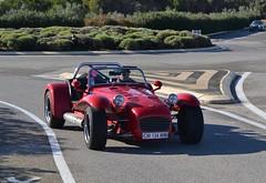 LOTUS Seven Replica (SASSAchris) Tags: lotus seven 7 replica voiture anglaise colin chapman 10000 tours castellet circuit ricard