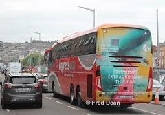 Bus Eireann SE19 (12D20482). (Fred Dean Jnr) Tags: buseireann se19 12d20482 merchantsquaycork august2015 megarear galwayinternationalartsfestival buseireannroute51 scania k400 irizar i6