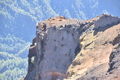 Crumbly Cliff (PLawston) Tags: spain canary islands la palma roque de los muchachos parque nacional caldera taburiente crubly cliffs