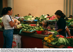 """Merida Market 1 (hoffman) Tags: apple beneficial buying cauliflower citrus cooperative comestible cucumber edible female fruit healthful healthiness healthy horizontal lady lime local market merida mexico nourishing nutrimental nutritional nutritious nutritive old pepper radish shopping succulent tasty vegetables wholesome woman women retail purchasing raw greengrocery scales prices trading streettrader choosing choice trade weighing vegetable stalls shoppers organic """"marketstall"""" greengrocer """"greengrocer"""" fresh fennel customers customer 181112patchingsetforimagerights"""