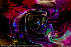 rainbow colored shapes abstract (photographybasedigitalart) Tags: bluetones purpletones nuances greentones yellowtones digitalart abstract curls fusionart painting red rainbow swirls photography contrasts bendedlines fuchsia blackbackground pinktones art shades blue abstractshapes white ppart brightcolors abstractart movement modernart yellow fusion abstractions redtones