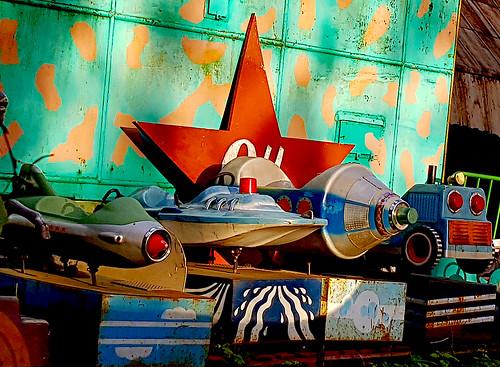 old toys ©  Sergei F