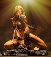Arhian Forever 10 alt (Desert Dragon Visual Arts) Tags: arhstudios arhian arhianforever statue