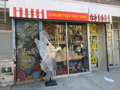 Toy Tokyo Store - Pop Vinyl Figures East Village NYC 1718 (Brechtbug) Tags: toy tokyo store 91 second avenue near 5th street nyc 2019 new york city february 02162019 lower east side 2nd ave collectable figures toys action figure japan japanese anime vinyl pop culture popular funko stuff gallery art asian asia custom kidrobot kid robot