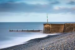 Aberaeron (Shane Jones) Tags: aberaeron harbour pier beach sea pebbles wall ceredigion wales nikon d810 70200vr kasefilters nd10stop