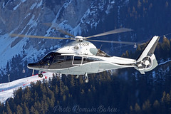 23.02.2019 (Romain BAHEU) Tags: courchevel savoie snow spotting altiportcourchevel alpes alps helicopter helicoptere helicopterlife montagne mountain montblanc rotor airbushelicopters aerospatiale eurocopter starspeed h155 dolphin dauphin ec155 englishhelicopter