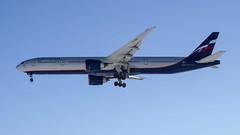 Boeing 777 Aeroflot VQ-BQE (Zhuravlev Nikita) Tags: spotting elizovo kamchatka uhpp boeing 777 boeing777 aeroflot