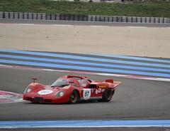 FERRARI 512 S ex ICKX - 1970 (SASSAchris) Tags: ferrari 512 512s ickx jacky voiture v12 italienne 10000 tours castellet circuit cavallino ricard rampante maranello enzo scuderia endurance