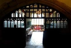 [73625] York : Merchant Adventurers' Hall - Chapel (Budby) Tags: york northyorkshire hall guild gild chapel church