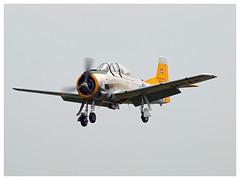 T-28 A Fennec - 51-7545 - N14113 | Aero Vintage Academy (Aerofossile2012) Tags: avion aircraft aviation meeting airshow laferté 2017 aérovintageacademy t28 a fennec 517545 n14113 | trojan warbird