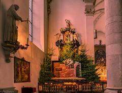 20181222_Act24_MaxKirche_Ddorf-1007 (Zip Zipsen) Tags: maxkirche viewcamera actusmini actus24mm cambo cathedrals