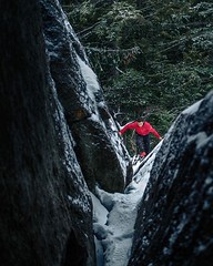 Add a little snow and the Chief gets a little more adventurous. The Squamish backyard is passable. – Day 03 of the @leviallen challenge. By the end of the month, my goal is to have one caption at least 12% as good as @irving_matthew (dropping names as if (tylermcgowan) Tags: ifttt instagram