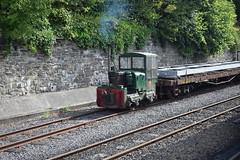 Isle of Man, 2018 (Pavorossi) Tags: isleofman isleofmansteamrailway douglas iomsr25 simplex motorrail40s280