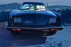 Blue Light Special (oybay©) Tags: desertdiamond carshow glendale arizona avanti automobile car raymondloewy design color colorful elynevada nevada cool blue bluelightspecial