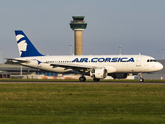 Air Corsica | Airbus A320-216 | F-HZDP (MTV Aviation Photography) Tags: air corsica airbus a320216 fhzdp aircorsica airbusa320216 londonstansted stansted stn egss canon canon7d canon7dmkii