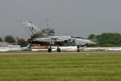 Tornado F3 ZE257 'GI' - 43(F) Squadron RAF Leuchars (stu norris) Tags: tornadof3 ze257 gi 43fsquadron rafleuchars fighter raf airshow aviation bigginhill coldwar