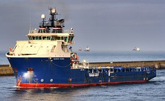 Grampian Talisker (calzer) Tags: grampian talisker aberdeen ship offshore oil north sea canon