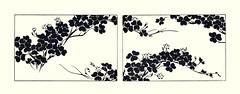 Creeping wood-sorrel (Japanese Flower and Bird Art) Tags: flower creeping woodsorrel oxalis corniculata oxalidaceae bunshichi kobayashi rinpa woodblock picture book japan japanese art readercollection