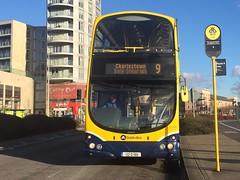 Dublin Bus GT159 (132-D-11611) (Dublin Bus DT Class Fan.) Tags: wright gemini 2 volvo b9tl gt gt159 132d11611 9 phibsboro garage