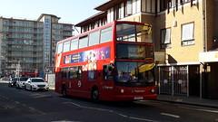 17979b, LX53KAJ on 247 in Romford (EastBeckton372) Tags: lx53kaj 17979b 247 east london squirters