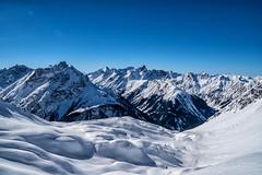 Blick zur Wetterspitze vom Großkar (stefangruber82) Tags: alpen alps tirol tyrol mountains berge snow schnee winter