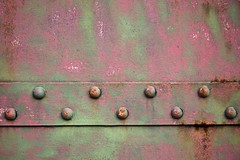 Numéro neuf Numéro neuf (Gerard Hermand) Tags: 1801271401 gerardhermand france versailles canon eos5dmarkii abstract abstraction abstrait metal rouille rust rivet assemblage revolution9 thebeatles
