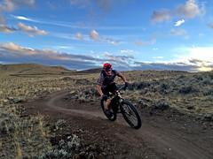 Beck Lake Bike Trails 1 - Cody Field Office (BLM_Wyoming) Tags: mountainbiking becklake flowtrail cody wyoming