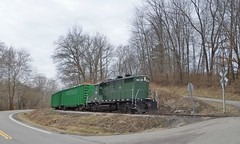 ys170 (Fan-T) Tags: ys 18 8343 mill rock ohio shortline youngstown southern gp18 gp10