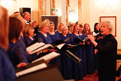 Italy-Wales rugby reception (UK in Italy) Tags: sport great music rugby sirenian singers london w welsh choir choirs six nationa villa wolkonsky rome italy